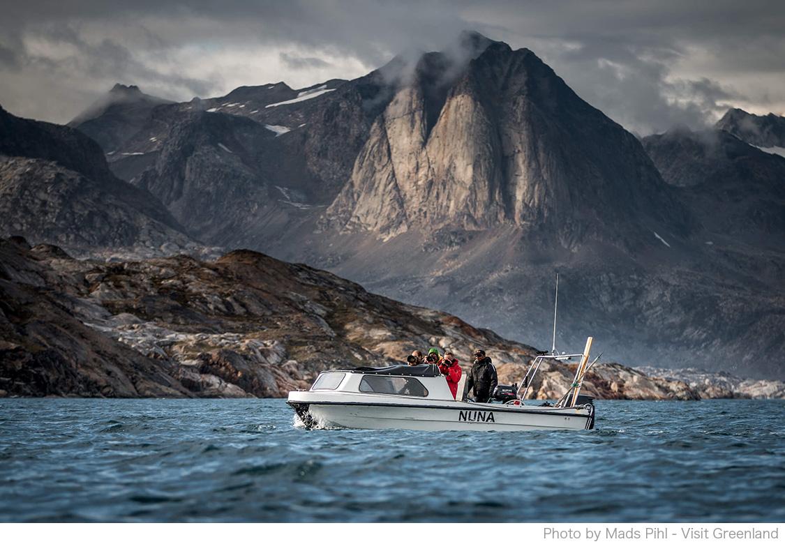 撮影場所に困らない、グリーンランドの魅力とは?